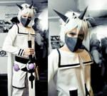 White Cloud (Makenshi) - Final Fantasy: Unlimited by RubenMakenshi