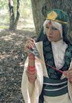 Ja'far - Magi: The Labyrinth of Magic! by RubenMakenshi