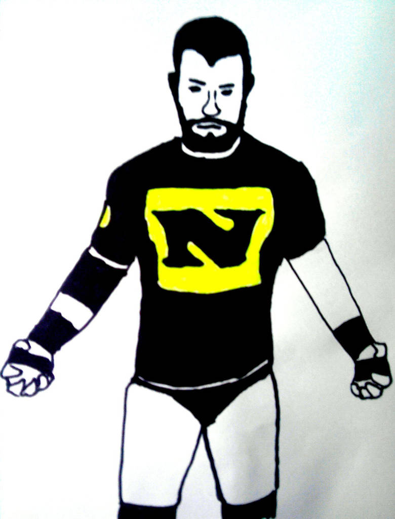 Cm Punk Nexus By Elnapoleoni On Deviantart