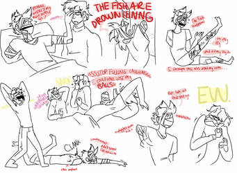 Tord high on anesthesia by KioskOfSquids