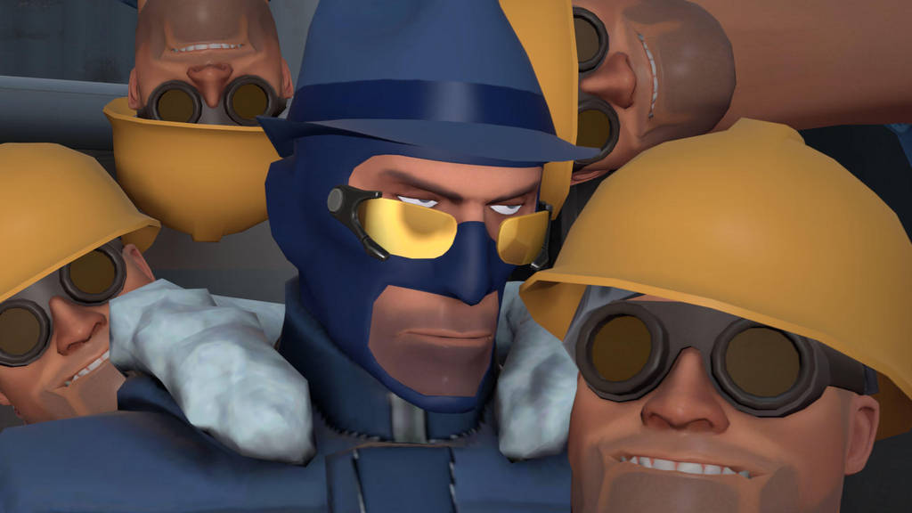 My feeling to my team pick all engineer by Ghost258