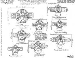 ST/AHNA: (Star) Fleet of Fog (READ DESCRIPTION) by galaxy1701d