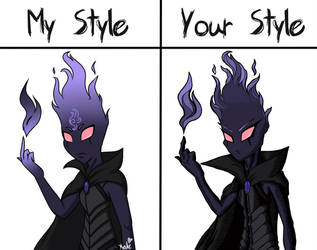 My Style-Your Style by igeking