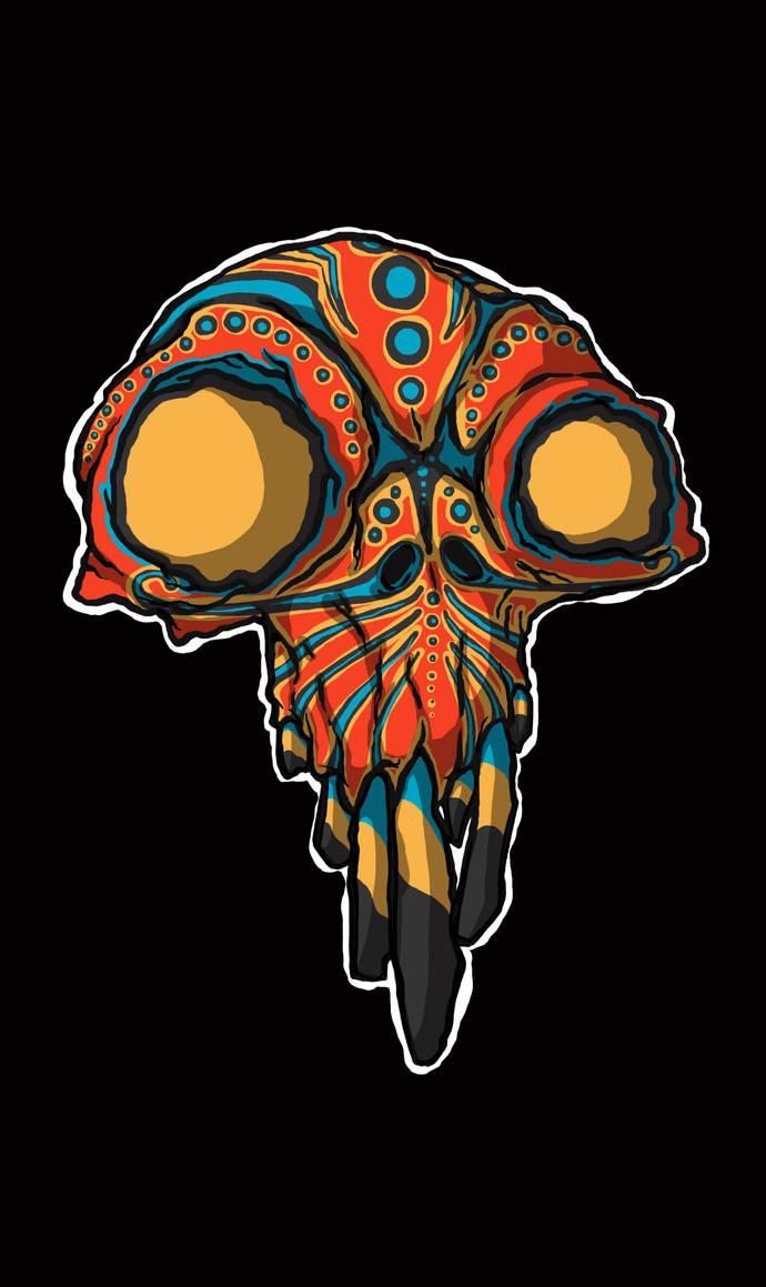 Folklore-Skull by igeking