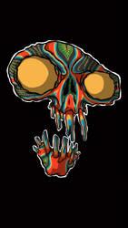 Folklore-Skull-2 by igeking