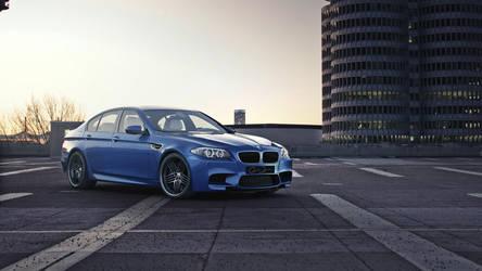 BMW M5 2012 | Alpina Dynamic by DuronDesign