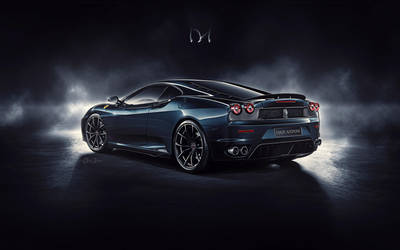 F430 | Midnight Black by DuronDesign