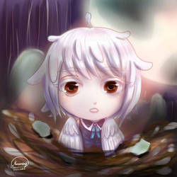 My oc in Chibi Pic 1 by meesaming