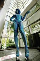 Halo - Cortana 3 by Hyokenseisou-Cosplay