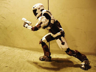 Halo - Spartan HYO-005 - 2 by Hyokenseisou-Cosplay