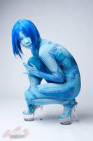Halo - Cortana 16 by Hyokenseisou-Cosplay
