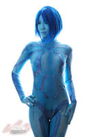 Halo - Cortana 26 by Hyokenseisou-Cosplay