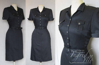late 30s/early 40s dress by MissMaefly