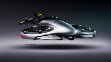 Race Drone [video] by roobi