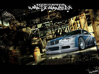 BMW M3 MostWanted by roobi