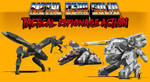 Pixel Art Metal Gear Solid by Loweak