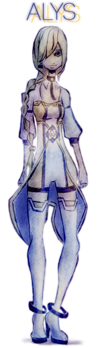 #TheDress: ALYS Recolor by Paradoxelle