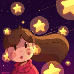Mabel Pines by mimiahmed