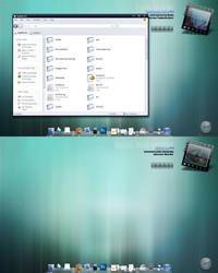 Desktop, 8 September 07 by chocolatemuffins
