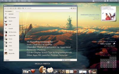 Desktop - 14 May 2008 by chocolatemuffins