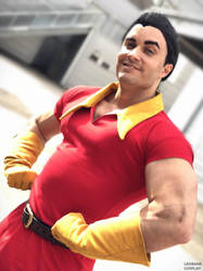 Gaston from The Beauty and the Beast by Leobane by LEOBANECOSPLAY