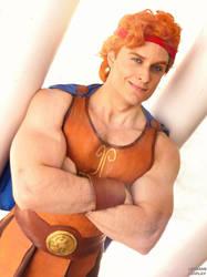 Hercules by Leobane by LEOBANECOSPLAY