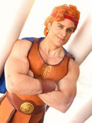 Hercules cosplay by Leobane by LEOBANECOSPLAY