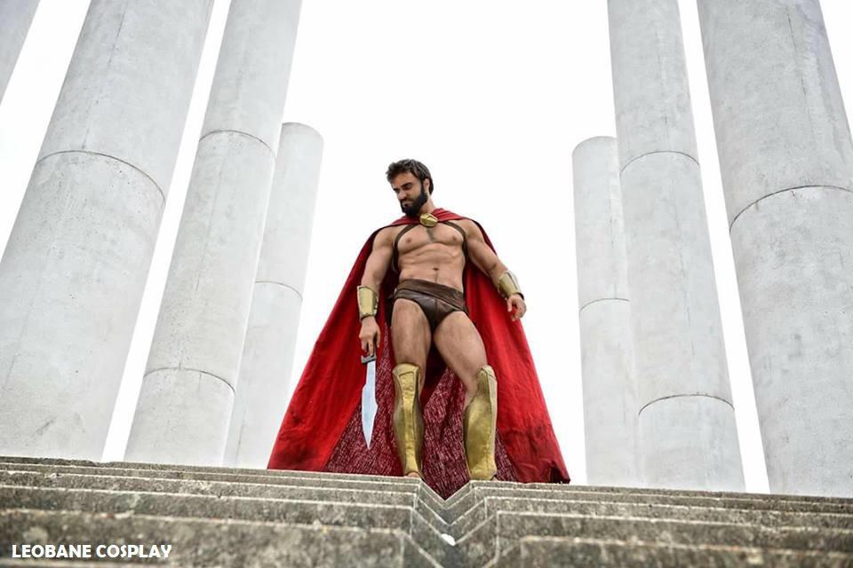 Leonidas cosplay by Leobane by LEOBANECOSPLAY