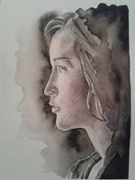 Katniss Everdeen by Kat-Jones
