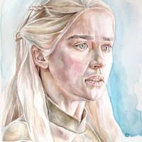 Daenerys Targaryen by Kat-Jones