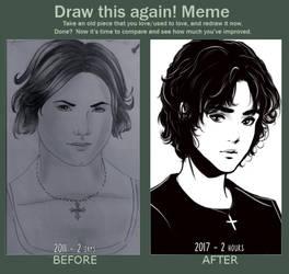Draw This Again - Rowan by Vlonic