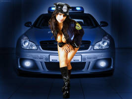 Police Officer by foreveryone