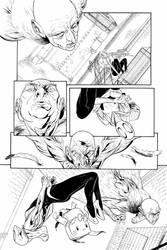 SPIDER GWEN - by Nivaldo Wesley - PAGE 02 by sir-wesley666