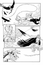 SPIDER GWEN - by Nivaldo Wesley - PAGE 04 by sir-wesley666