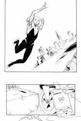 SPIDER GWEN - by Nivaldo Wesley - PAGE 05 by sir-wesley666