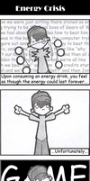 Comic 2: Energy Crisis by Achturn
