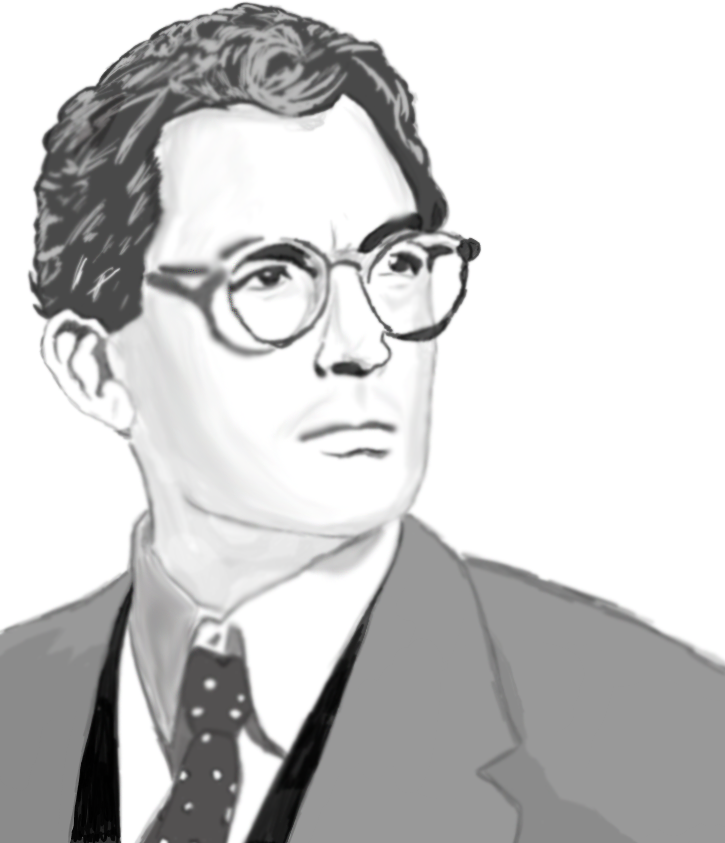 Atticus Finch: Father, Hero by Achturn