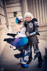 Odin Sphere: Facing the Darkness by august-fehrmont