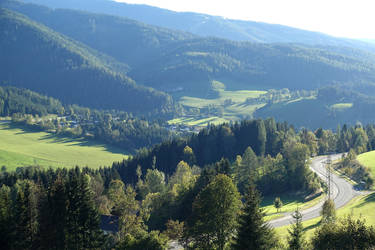 Semmering, Austria by TOneil