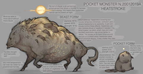 Pocket Monster adopt, open (n20012019A) by rah-t