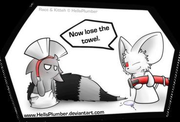Shower Time by HellsPlumber