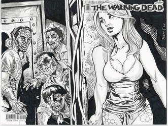The Walking Dead Theory by alfret