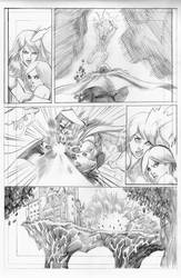 X men sample page 5 by alfret