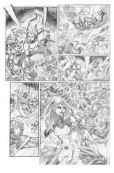 X men sample page 3 by alfret