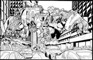 Transformers by alfret