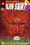 Alien Saint VII by The-Mirrorball-Man