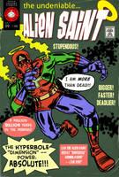 Alien Saint VIII by The-Mirrorball-Man