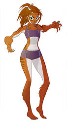 Tigra by The-Mirrorball-Man