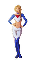 Supergirl by The-Mirrorball-Man