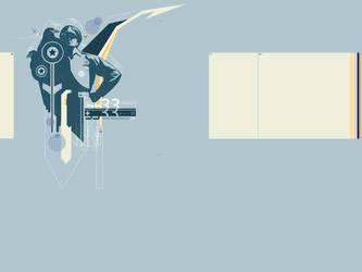 SIGHT Wallpaper Vs TShirt by Shapetwisters